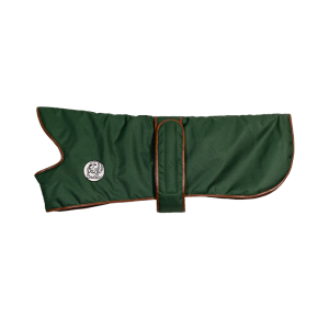Dedito Dog coat green
