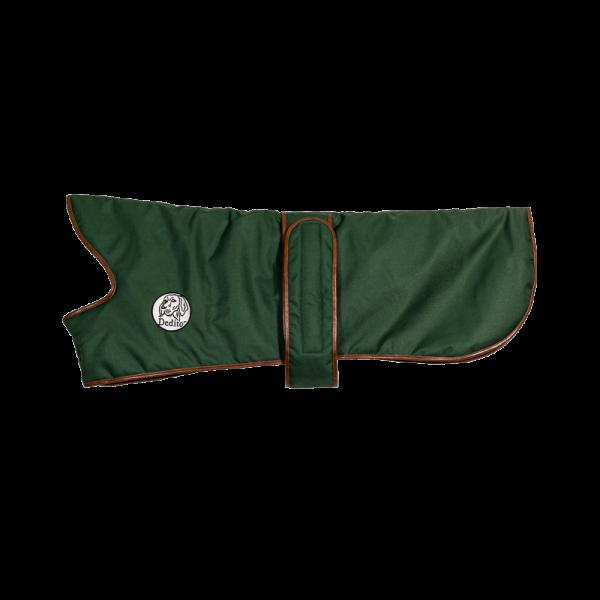 Dedito Dog coat green