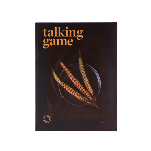 Talking Game Recipe book