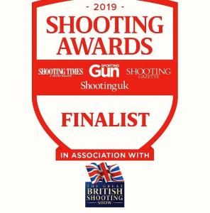 Dedito boots Shooting awards finalist