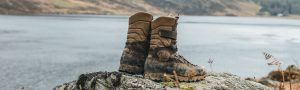 Dedito all-weather boots Moorland